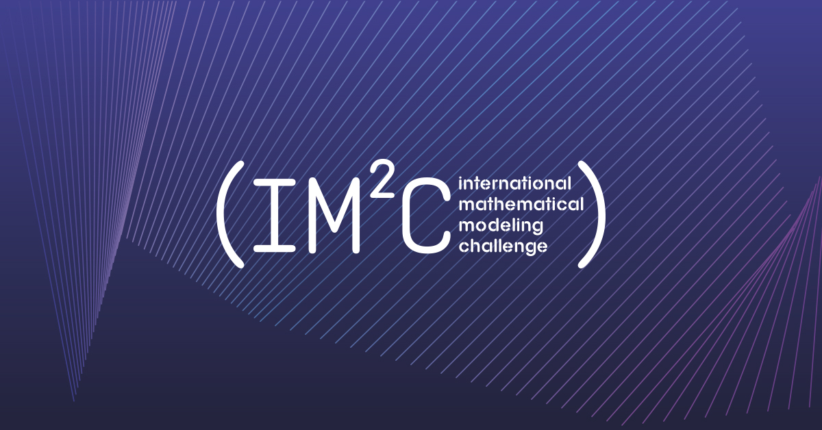 International Mathematical Modeling Challenge