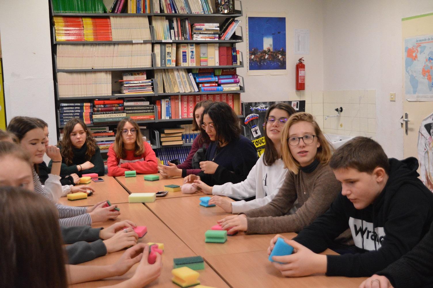 Erasmus +, prvé spoločné podujatia