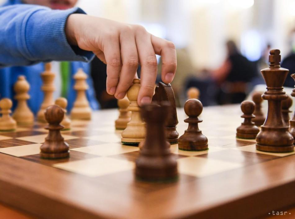 Naši šachisti opäť bodovali